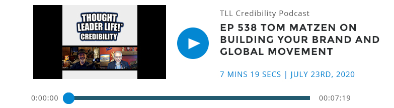 Building Your Brand and Global Movement' Podcast